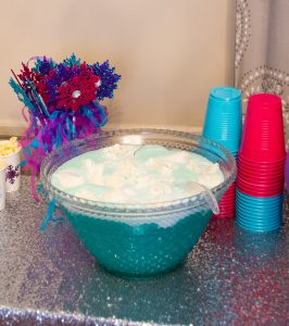Frozen Snowball Punch Recipe