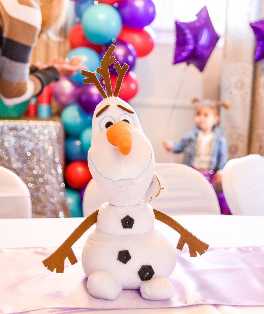 Disney Frozen Olaf Stuffed Animal