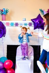 Disney Frozen Birthday Girl Outfit