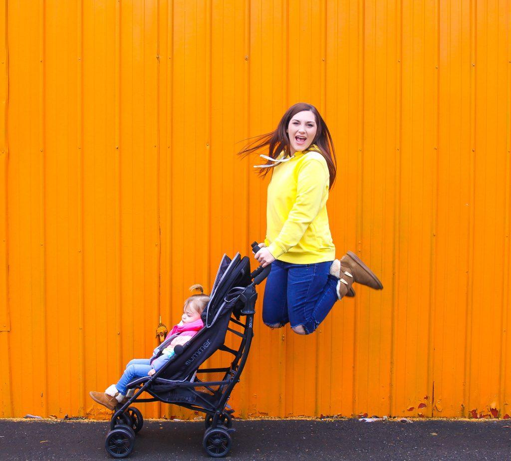 Summer™ 3Dlite®+ Convenience Stroller