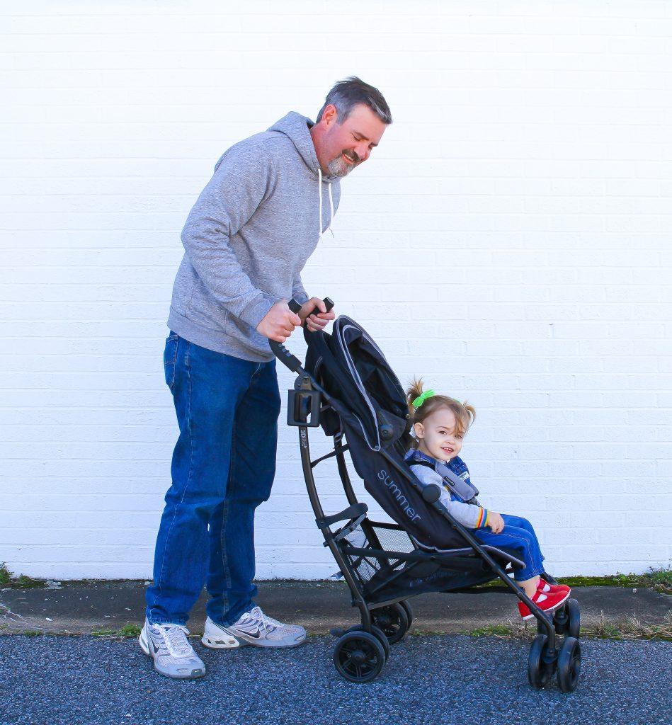 Best Stroller for Dads