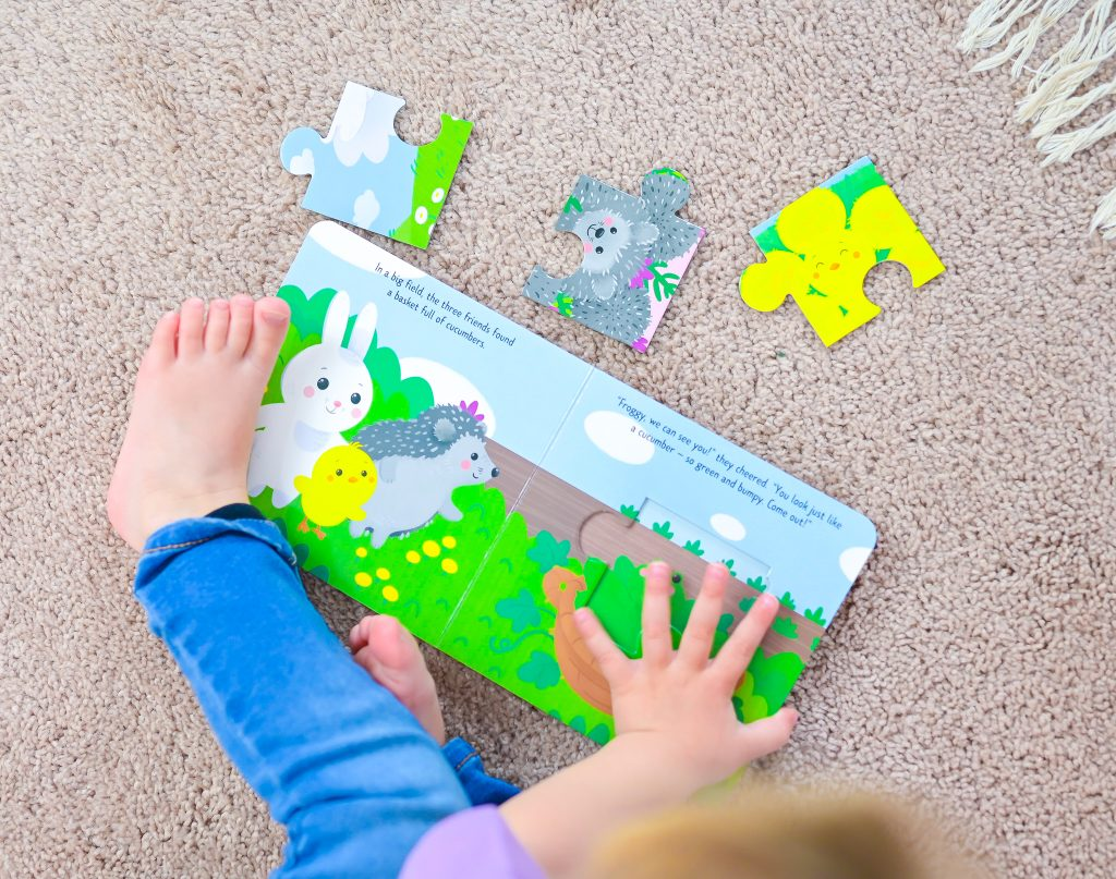 Puzzle Books for Toddler