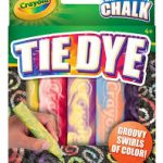 Tie-Dye Chalk