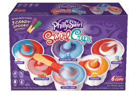 PhillySwirl SwirlCups