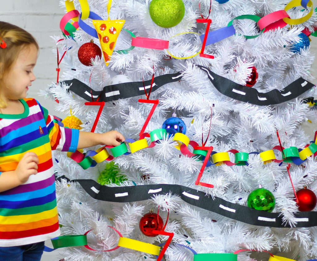 Ricky Zoom Christmas Ornaments