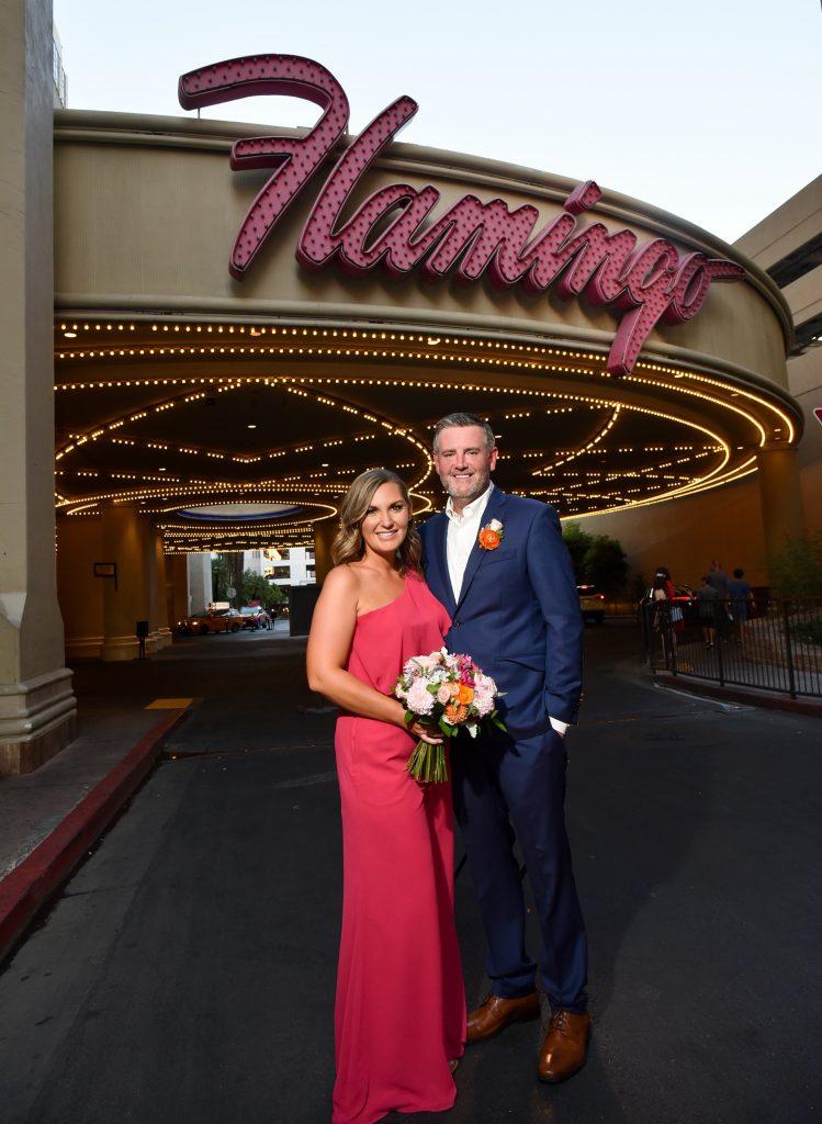 Las Vegas Wedding at Flamingo