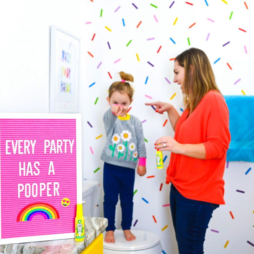 VIP Poop Spray