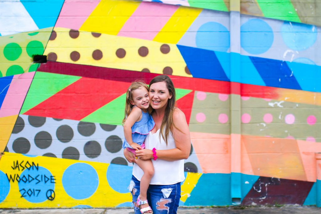 Nashville Wall Project Mural
