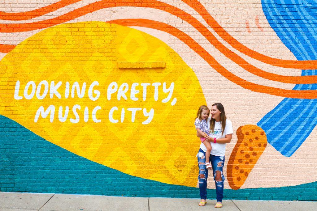 Nashville TN Mural