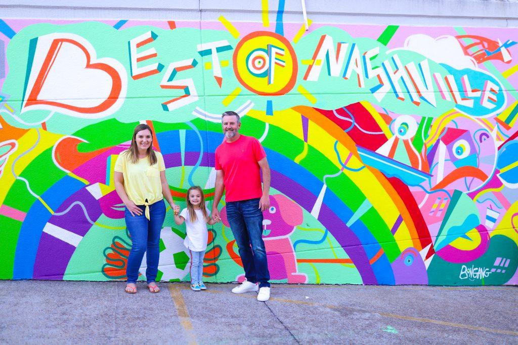 Best of Nashville Mural